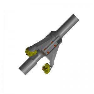 "Modellen""KKZ"" Fixed Drill Reamer"