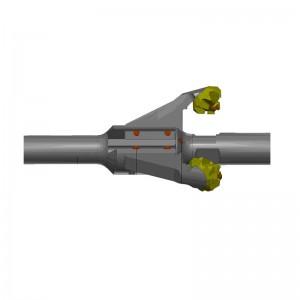 """Model"""" KKZ"""" Fixed Drill Reamer"""